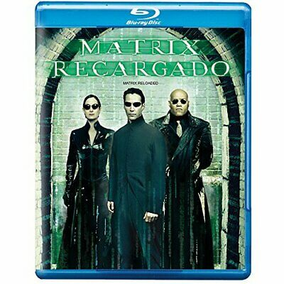 REEVES,KEANU-MATRIX RELOADED Blu-Ray NEW
