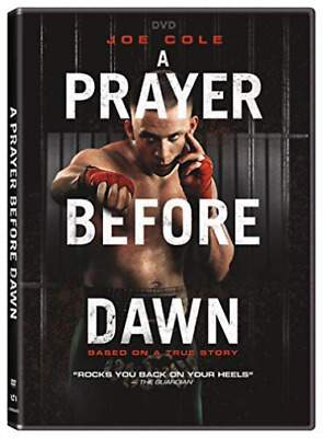 `cole,joe`-Prayer Before Dawn Dvd New