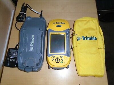 Trimble Geo 3000 XT with ArcPad 7.1.1
