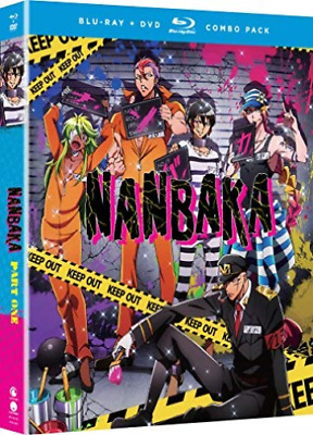 PB JAPANIMATION-NANBAKA-PART 2 (BLU-RAY/DVD COMBO/4 DISC/FUN DIGITAL Blu-Ray NEW