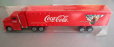 (Prl) Coca-Cola Coca Cola Coke Camion Truck Light Up Xmas Natale Italy 96062702