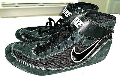 best sneakers 80524 1e738 Nike Mens Speed Sweep VII Wrestling Shoes 366683 001 Size 8.5