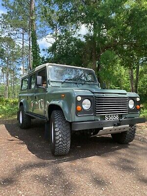 1986 Land Rover Defender 110 1986 Land Rover Defender (Low Miles) only 73,700