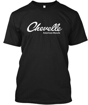 22f72ef7 Chevelle Chevrolet American Muscle Classic Car Logo Tee Vintage Shirts SS  396