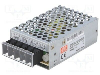 DC/DC converter Mean Well SD-15B-24 18-36/24Vdc