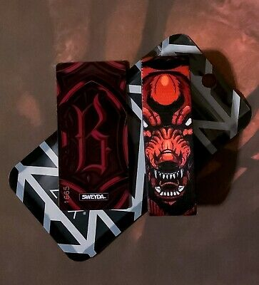 Silver Discounted Price! Card Included Zox Betrayer By Sweyda