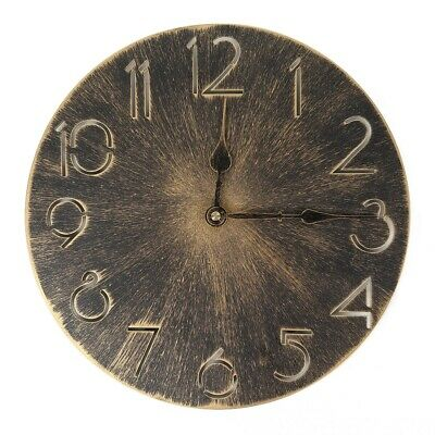 Vintage Wall Clock Decorative Hanging Watch for Home Office