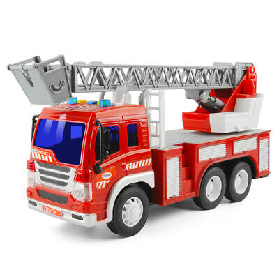 1/16 Mini Plastic Car Construction Tractor Truck Educational Toy Kids Gift UK
