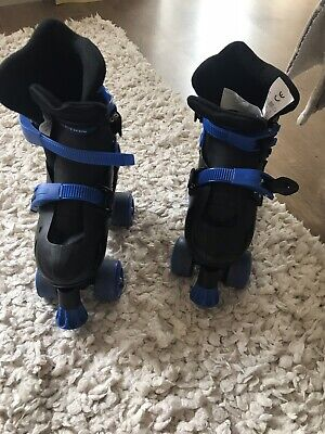 Boys Roller Skates Size 1-3 Used A Handful Of Times