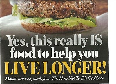 Daily Mail Pullouts..Jan/Feb 2018...What To Eat To Beat....6 Supplements....