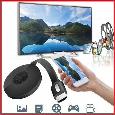 Chromecast Per For Tv Dongle Video 2 Miracast Hdmi Streaming Video Media Player