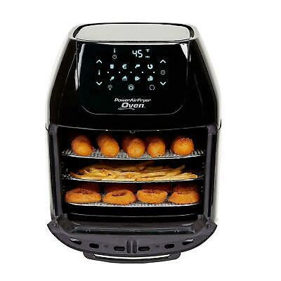 6 QT Power Air Fryer Oven With 7 in 1 Cooking Features  BRAND NEW