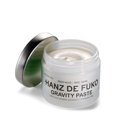 Hanz de Fuko Gravity Paste 2 oz Wax