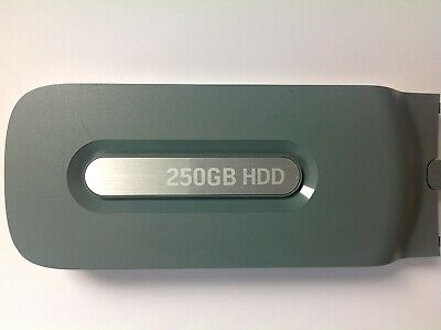 Official 250GB Microsoft Hard Drive Xbox 360