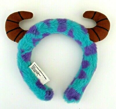 Monsters Inc. / University Sully Character Ears Headband (Ideal For Disney Land)