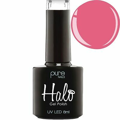 Pure Nails - LED/UV Halo Gel Polish Collection - Rose 8ml (N2844)