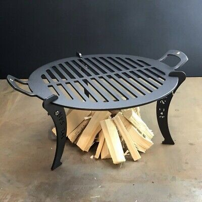 Netherton Foundry Black Iron 15 inch barbecue chapa plate