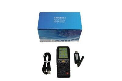 Android JP-D2 PDA rugged portable inventory data collector Laser barcode scanner