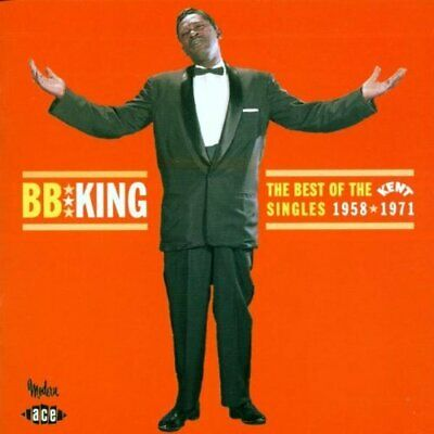 B.B. King-The Best Of The Kent Singles 1958 - 1971 CD NEW