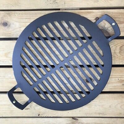 Netherton Foundry Black Iron 15 inch barbecue grid plate