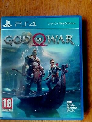 God of War - PS4 In excellent condition