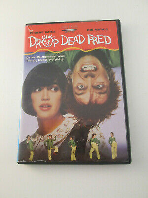 Drop Dead Fred [1991] DVD (2003, Artisan) RARE OOP FREE SHIPPING