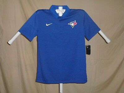 Toronto Blue Jays Nike Men/'s Performance Polo New With Tags