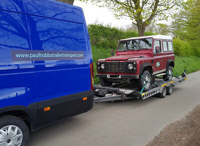 Car Transport Collection and Delivery