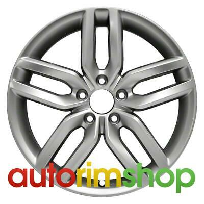 Volkswagen Beetle 18 Oem Wheel Rim Detroit Machined With Charcoal