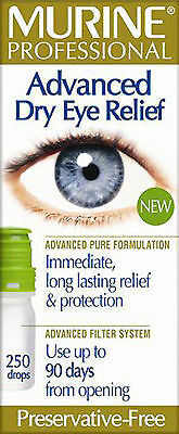 Preservative Free Murine Professional Advanced Dry Eye Relief