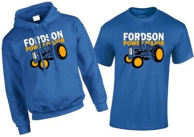 Fordson POWER Major Vintage Tractor MENS T-Shirt/Hoodie