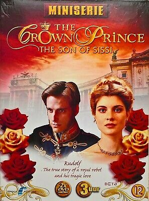The Crown Prince: The Son of Sissi (2-DVD Set) English Audio IMP. [REGION 2, UK]
