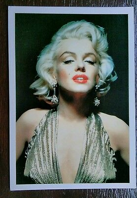 A2 size laminated MARILYN MONROE glamour movies colour poster picture photo