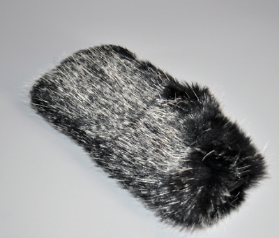 SGC598 Outdoor Furry Mic Windscreen Wind Cover Microphone Muff for RODE GO
