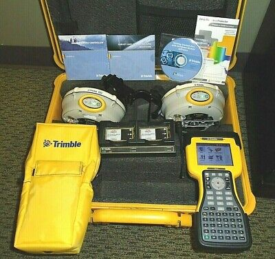 Trimble R8 model 2, 5800 & TSC2 Data Collector Package