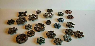 Mixed Lot Steampunk Industrial Art 25 Valve Handles