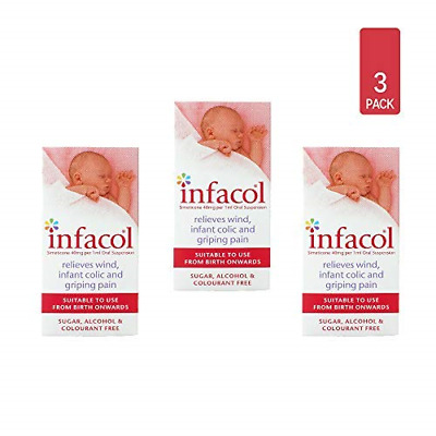Infacol - Colic Relief Drops For Babies - 50ml Triple Pack