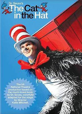 Dr. Seuss's The Cat in the Hat (DVD, 2012)  ~Brand New~ The Hit National Theatre