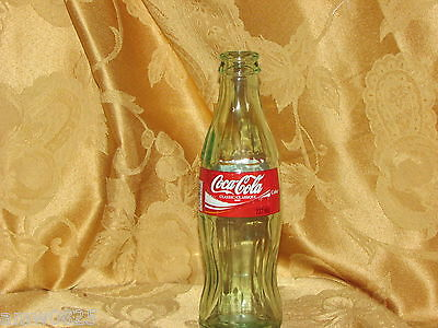 COCA COLA BOTTLE OLYMPICS ATHENS 2004 227 ml EMPTY COKE COLLECTIBLE SOUVENIR