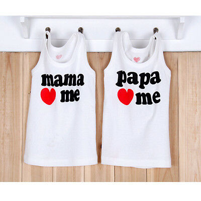 Cute Newborn Baby Kids Boys T Shirts Top Tee Vest Clothes Outfits Blouse Clothes