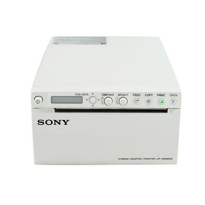 Portable Digital SONY Video Printer Recorder Printing For Ultrasound Scanner FDA