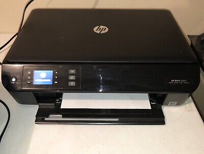 HP ENVY 4500 All-In-One Inkjet Printer NOT COMPLETELY