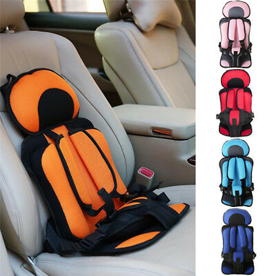 1Pc Safety Infant Child Baby Car Seat Toddler Carrier Cushion 9 Months 6 Year HU