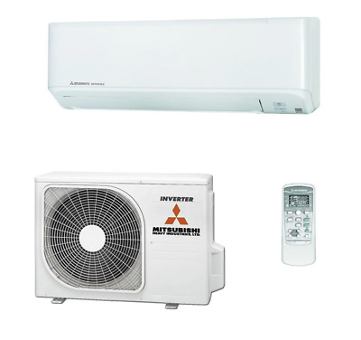 •MITSUBISHI 3.5kw AIR CON System•WALL MOUNT•Home/Retail•3 yrs Warranty•