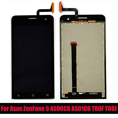 For Asus ZenFone 5 A501CG T00F T00J LCD Display Touch Screen Digitizer Assembly