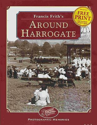 FRANCIS FRITH'S AROUND HARROGATE published 2000