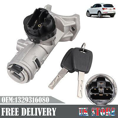 Pleasant Peugeot 206 01 10 Steering Ignition Switch Barrel Lock Plug Wiring Wiring Digital Resources Indicompassionincorg