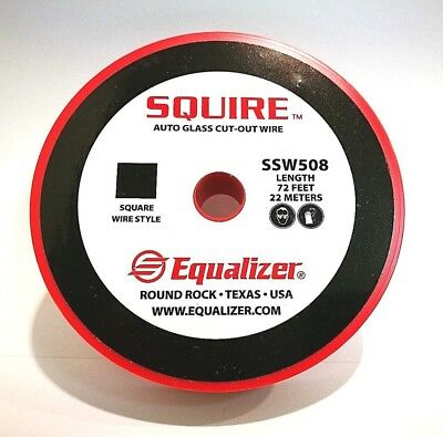 Wire Cutting Section Squared for Deadlift Windscreen Car Ssw-508 Equalizer
