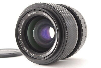 Near MINT OLYMPUS OM System ZUIKO S 35-70mm F/4 Wide Angle Zoom Lens from Japan