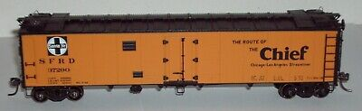 HO Athearn Ready to Roll AT&SF 50' Reefer #37290